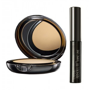 Buy Herbal Lakme Absolute White Intense Wet & Dry Compact - Almond Honey + Lakme Absolute Shine Liquid Eye Liner - Black - Nykaa