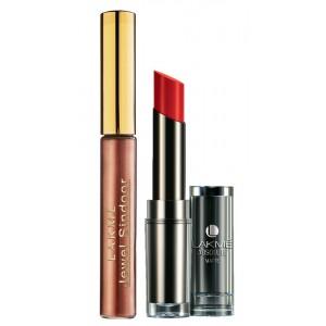 Buy Herbal Lakme Jewel Sindoor - Maroon + Lakme Absolute Sculpt Matte Lipstick - Red Envy - Nykaa
