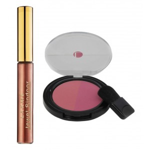 Buy Herbal Lakme Jewel Sindoor - Maroon + Lakme Absolute Face Stylist Blush Duos - Pink Blush - Nykaa
