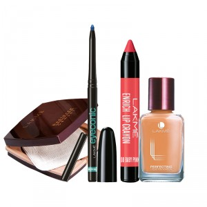 Buy Lakme Get Glowing Face Combo - Nykaa