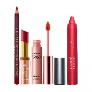 Buy Lakme Bold Lips Combo - Nykaa
