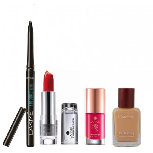 Buy Lakme Daily Essential Pink Kit - Nykaa