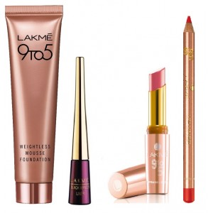 Buy Lakme 9 to 5 Red Kit - Nykaa