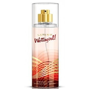 Buy Layer'r Wottagirl Crimson Chic Body Mist - Nykaa