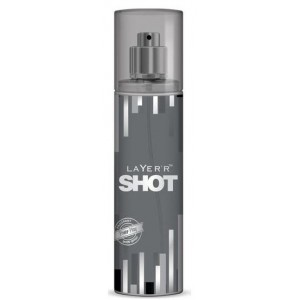 Buy Layer'r Shot Power Play Body Mist - Nykaa