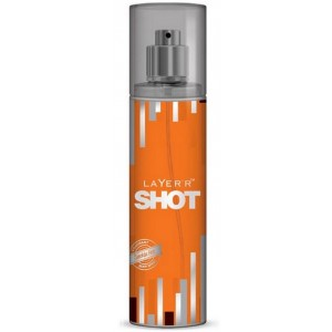 Buy Layer'r Shot Smokin Hot Body Mist - Nykaa