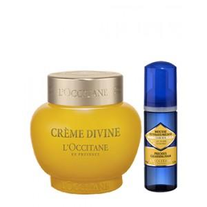 Buy L'Occitane Anti-Aging Combo - Nykaa