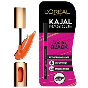 Buy L'Oreal Paris Color Riche l'Extraordinaire Shine Lipstick + Free Kajal Magique - Nykaa