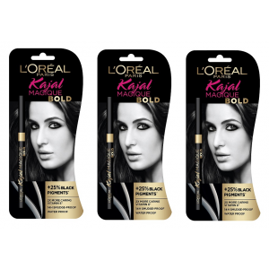 Buy Herbal L'Oreal Paris Kajal Magique Bold (Pack of 3) - Nykaa
