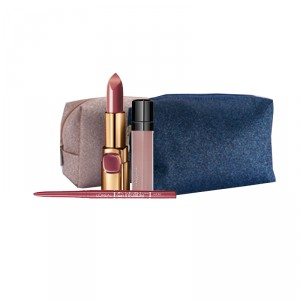 Buy L'Oreal Paris Mauve Lips Kit - Nykaa