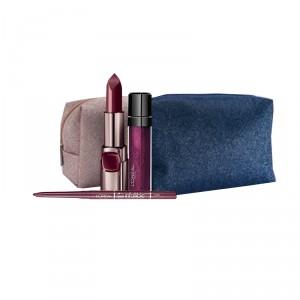 Buy L'Oreal Paris Plum Lips Kit - Nykaa