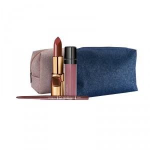 Buy L'Oreal Paris Brown Lips Kit - Nykaa