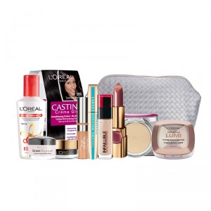 Buy L'Oreal Paris Ultimate Kit (Light) - Nykaa