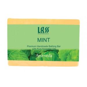 Buy Lass Naturals Mint Soap - Nykaa