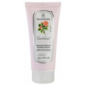 Buy Manufaktura Romantic Rose Spa and Thermal Salt Softening Shower Scrub - Nykaa
