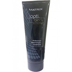 Buy Matrix Opti Black Dazzling Shine Professional Shine Enhance Conditioner - Nykaa