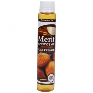 Buy Merit Apricot Oil Cold Pressed - Nykaa