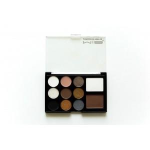 Buy MIB 11 Color Eye Palette EPP E-11  - Nykaa
