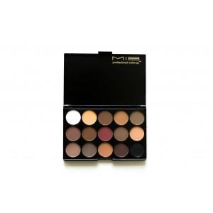 Buy MIB Eye Shadow & Contour Palette EPP E-15-02 - Nykaa