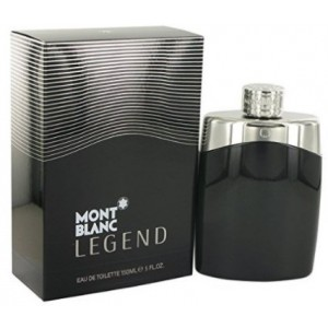 Buy Mont Blanc Legend Eau De Toilette - Nykaa
