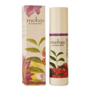 Buy Moha Anti Dandruff Hair Oil - Nykaa