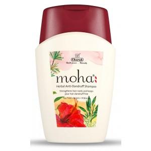 Buy Moha Herbal Anti-Dandruff Shampoo - Nykaa