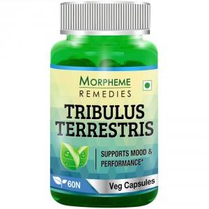 Buy Morpheme Remedies Tribulus Terrestris Capsules - Strength Formula - 500mg Extract - Nykaa