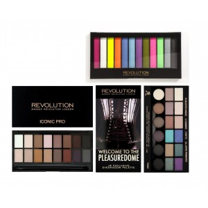 Buy Makeup Revolution Pleasuredome Combo - Nykaa