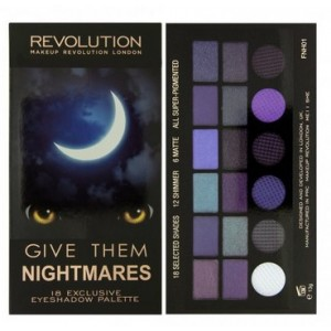 Buy Herbal Makeup Revolution Salvation Eyeshadow Palette - Nykaa