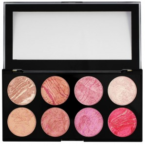 Buy Makeup Revolution Blush Palette - Blush Queen - Nykaa