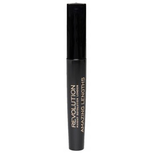 Buy Makeup Revolution Amazing Length Mascara - Black Brown - Nykaa