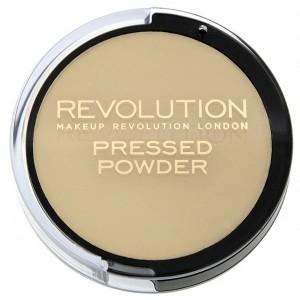 Buy Makeup Revolution Pressed Powder - Translucent - Nykaa
