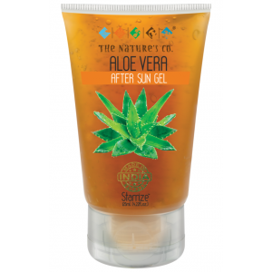 Buy The Nature's Co. Aloe Vera After Sun Gel - Nykaa