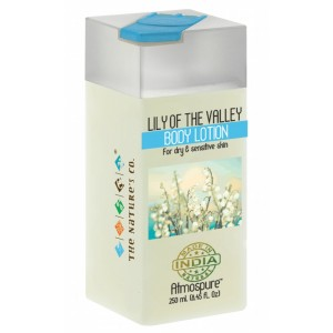 Buy The Nature's Co. Lily of the Valley Body lotion - Nykaa