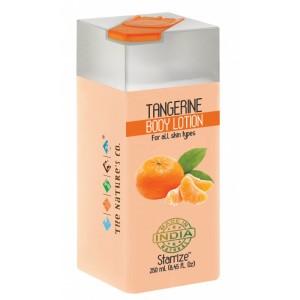 Buy The Nature's Co. Tangerine Body Lotion - Nykaa