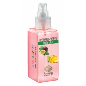 Buy The Nature's Co. Passion Fruit-Pineapple Body Mist - Nykaa