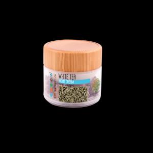 Buy The Nature's Co. White Tea Night Cream - Nykaa