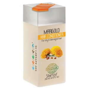 Buy The Nature's Co. Marigold Hair Conditioner - Nykaa