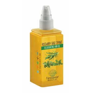 Buy The Nature's Co. Rosemary Sage Thyme Rejuvenating Hair Oil - Nykaa