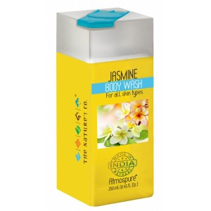 Buy The Nature's Co. Jasmine Body Wash - Nykaa
