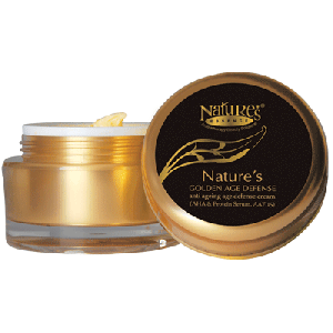 Buy Herbal Nature's Essence Gold Anti Ageing Age Defense Cream - Nykaa