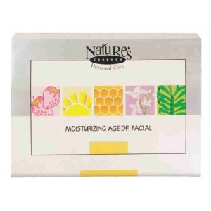 Buy Nature's Essence Moisturizing Age DFI Facial Kit - Nykaa