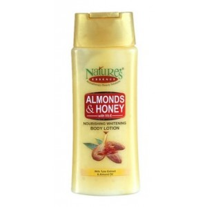 Buy Herbal Nature's Essence Almond & Honey Body Lotion - Nykaa