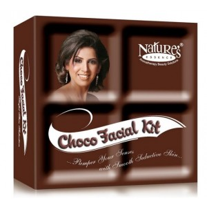 Buy Nature's Essence Choco Facial Kit Mini - Nykaa