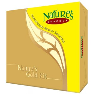 Buy Herbal Nature's Essence Gold Kit - Nykaa