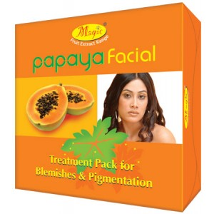 Buy Natures Essence Papaya Facial Kit Mini - Nykaa