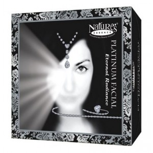 Buy Nature's Essence Platinum Facial Kit Mini - Nykaa
