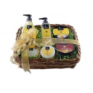 Buy Herbal Natural Bath & Body Joyful Baskets - 2 - Nykaa
