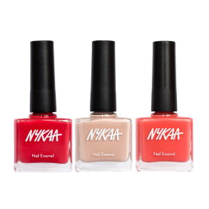 Buy Nykaa Nail Enamel - Guilty Pleasures Combo - Nykaa