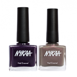 Buy Nykaa Nails Enamel - Winter Is Coming Combo - Nykaa